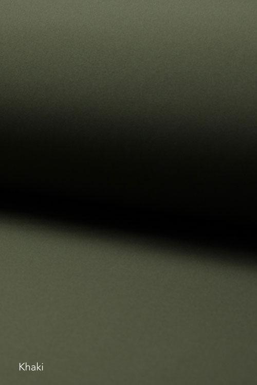 Waterafstotende softshell Khaki
