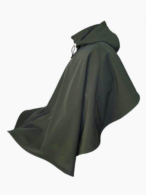 Rolstoel cape Nero