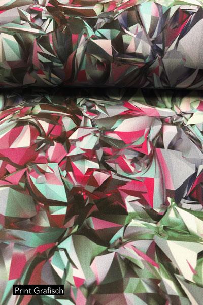 Softshell Print Grafisch